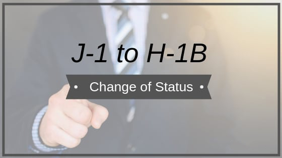 J-1 to H-1B