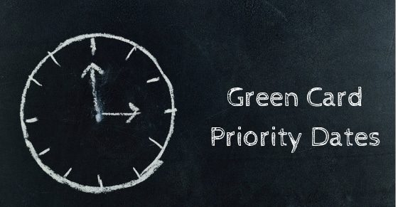 Green Card Priority Dates