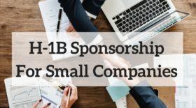 H-1B Sponsorship For Small Companies