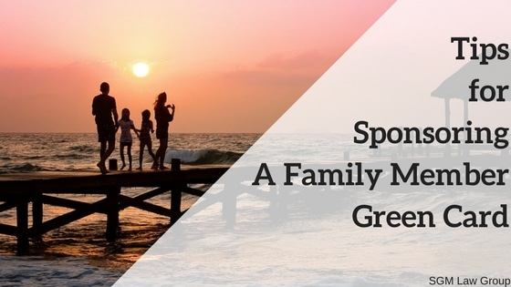 Sponsoring Family Green Card