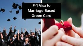 F-1 Visa to Marriage-Based Green Card