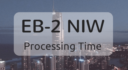 NIW Processing Time