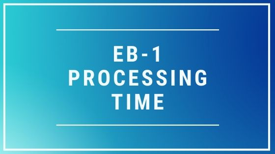 EB-1 Processing Time