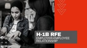 H-1B RFE Employer-Employee Relationship